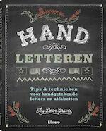 Handletteren - Thy Doan Graves (ISBN 9789089988188)