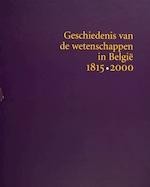Geschiedenis van de wetenschappen in België - Robert Halleux (ISBN 9782804605766)