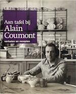 Aan tafel bij Alain Coumont