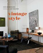 Vintage style (NE-FR-ENG) - Piet Swimberghe (ISBN 9789020985863)