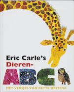 Eric Carle's Dieren- ABC - Eric Carle, B. Westera (ISBN 9789025739652)