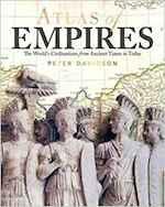 Atlas of Empires - Davidson Peter (ISBN 9781620082874)