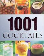 1001 cocktails - Unknown (ISBN 9781405445887)