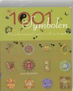 1001 Symbolen - J. Tresidder (ISBN 9789044310122)