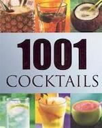 1001 cocktails - Unknown (ISBN 9781405445887)