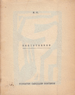 Registreren. Gedichten - H. C., Hugo Claus