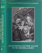 Achttiende-eeuwse kunst in de Nederlanden.