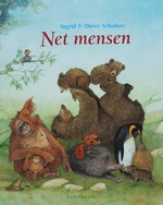 Net mensen - Ingrid Schubert, Dieter&Ingrid Schubert (ISBN 9789056378271)