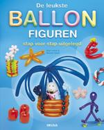 De leukste ballon figuren - Shar Levine, Michael Ouchi (ISBN 9789044728699)