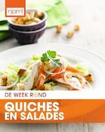 De week rond. Salades en quiches - Gert Verhulst, Hans Bourlon (ISBN 9789059168251)