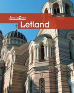 Letland - Claire Throp (ISBN 9789461757517)