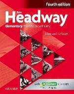 New Headway: Elementary Workbook with Key. With iChecker CD-ROM - (ISBN 9780194770521)