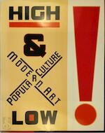 High & Low - Kirk Varnedoe (ISBN 0870703536)