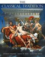 The Classical Tradition - Unknown (ISBN 9780674035720)