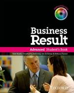 Business Result: Advanced: Student's Book with DVD-ROM and Online Workbook Pack - Unknown (ISBN 9780194739412)