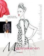 Modetekenen - A. Fern?ndez, G. Mart?n Roig (ISBN 9789043911740)