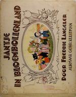 Jantje in bloembollenland - Langeler (ISBN 9789020685114)