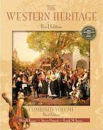 The Western Heritage - Donald Kagan, Steven E. Ozment, Frank M. Turner (ISBN 9780130415783)