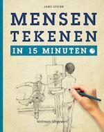 Mensen tekenen in 15 minuten - Jake Spicer (ISBN 9789048311118)