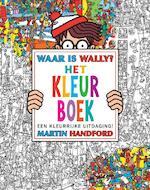 Het Kleurboek - Martin Handford (ISBN 9789463130264)