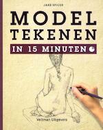 Modeltekenen in 15 minuten - Jake Spicer (ISBN 9789048313747)