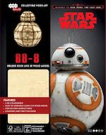 Star Wars BB-8 Deluxe Boek met houten model BB-8