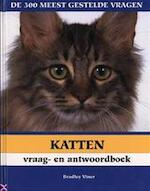 Katten vraag- en antwoordboek - Bradley Viner., Catherine Smit, Gerard M.L. Harmans (ISBN 9789061138716)