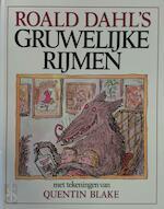 Gruwelijke rijmen - Roald Dahl, Quentin Blake (ISBN 9789026112645)