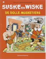 De dolle musketiers - Willy Vandersteen (ISBN 9002195907)