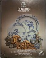 The Nanking cargo, Chinese export porcelain and gold, European glass and stoneware - Christie'S (Amsterdam).