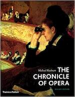 The Chronicle of Opera - Michael Raeburn (ISBN 9780500286678)