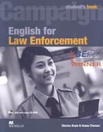 English for Law Enforcement Student's book (ISBN 9780230732582)