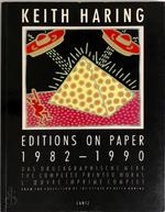 Editions on paper, 1982-1990 - Keith Haring, Klaus Littmann (ISBN 9783893225552)