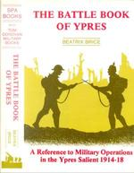 The Battle Book of Ypres (ISBN 9780907590170)