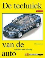 De techniek van de auto - J. Trommelmans (ISBN 9789462710009)
