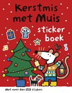 Kerstmis met Muis stickerboek - Lucy Cousins (ISBN 9789025861131)
