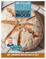 Heel Holland bakt brood - Robèrt van Beckhoven, Linda Collister (ISBN 9789021563329)