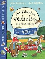 Het eikenbosverhalen stickerboek - Julia Donaldson (ISBN 9789047708346)