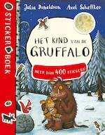 Het kind van de Gruffalo stickerboek - Julia Donaldson (ISBN 9789047709657)