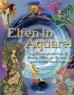 Elfen in aquarel - David Riché, Anna Franklin, Nadia Naqib, Anja De Lombaert (ISBN 9789057644993)