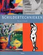 Schildertechnieken - Tessa Clark, Textcase (ISBN 9789057643460)