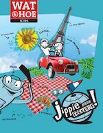 Jippie naar Frankrijk! - Kitty van Zanten (ISBN 9789021548869)