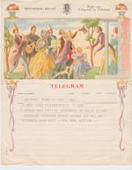 Overzier - Telegram aan Hugo Claus - OVERZIER