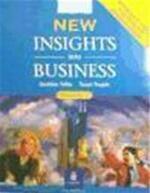 New insights into business - Graham Tullis, Tonya Trappe (ISBN 9780582848870)