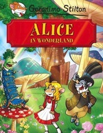 Alice in wonderland - Geronimo Stilton, Lewis Carroll (ISBN 9789054617532)
