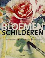 Bloemen schilderen - Elisabeth Harden, Liesbeth Machielsen, Textcase (ISBN 9789072267788)