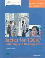 Oxford Tactics for the TOEIC Listening and Reading. Student's Book In Pack - (ISBN 9780194529594)