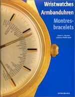 Wristwatches - Gisbert L. Brunner, Christian Pfeiffer-belli (ISBN 9783829006606)