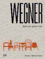 Hans J. Wegner - Christian Holmstedt Olesen (ISBN 9783775738095)