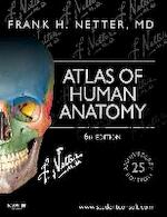 Atlas of Human Anatomy - Frank H. Netter (ISBN 9781455704187)
